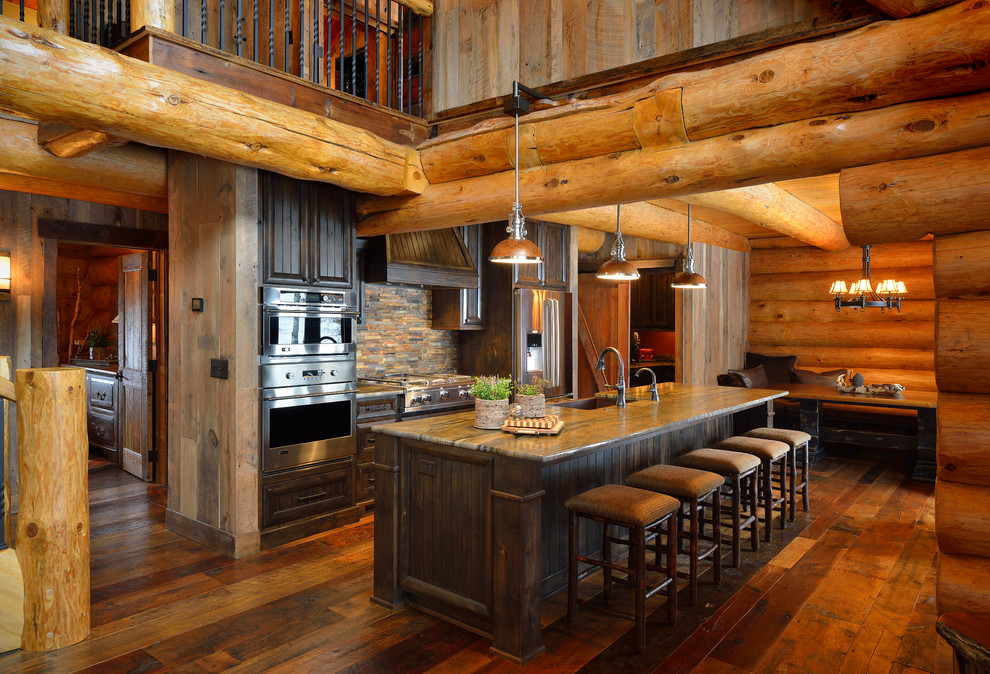 Log Cabin Decor For The Modern Home