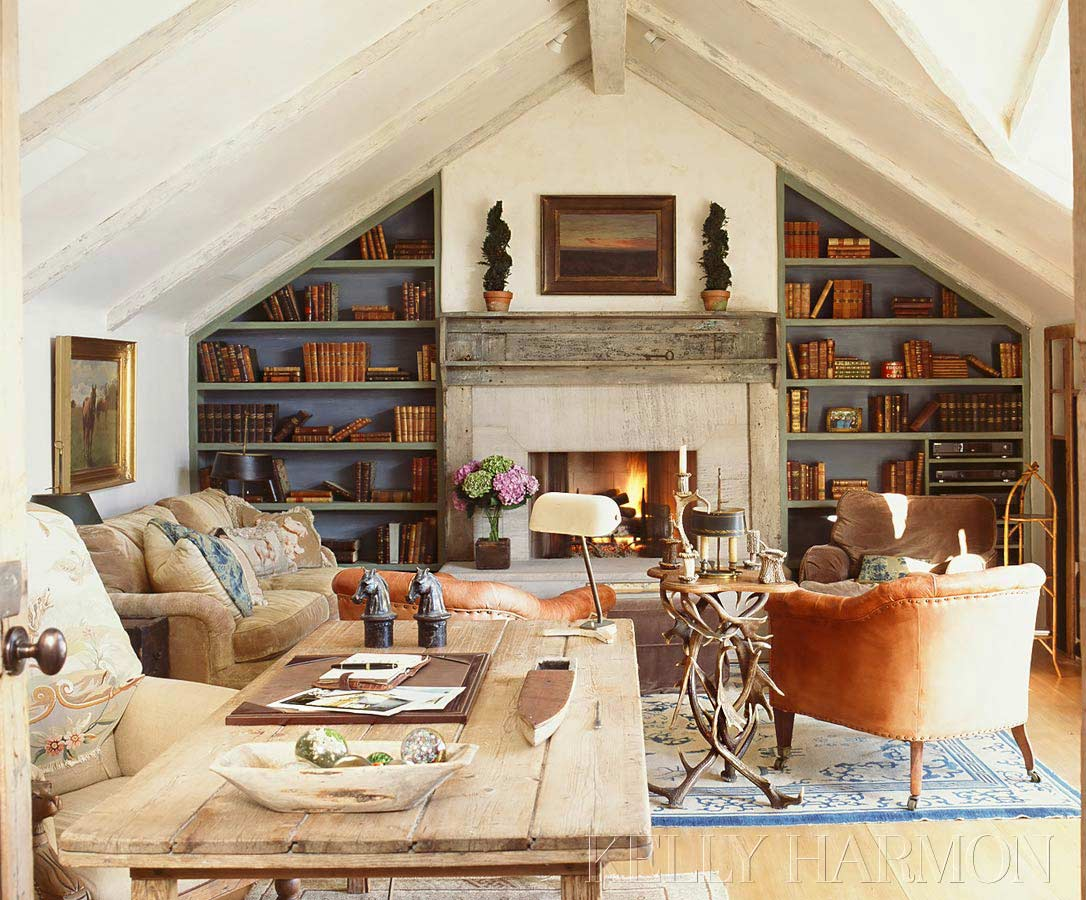 Rustic Country Home Décor Ideas